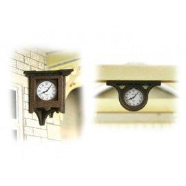 Metcalfe Metcalfe PO515 Station clocks (H0/OO gauge)