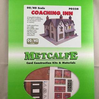 Metcalfe Metcalfe PO228 Herberg / Klein hotel / kroeg (Schaal H0/00, Karton)