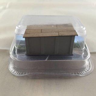 Ancorton Models Garagenbox aus Beton, Spur N