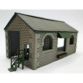 Ancorton Models Güterhalle, Spur N