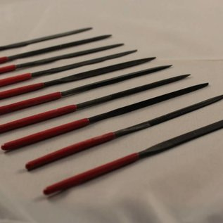Expo Tools Miniaturfeilen Satz von 10