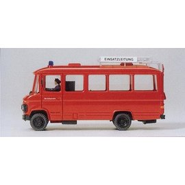 Preiser Personenbus Brandweer, 1 figuur, Schaal H0