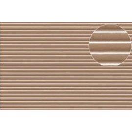 Slater's Plastikard Zelfbouwplaat Planken 1mm Schaal H0, Plastic