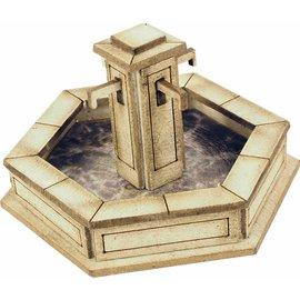 Metcalfe Stone Fountain H0/OO