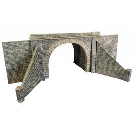 Metcalfe Metcalfe PO242 Tunnelpoorten dubbelspoor (schaal H0/OO)