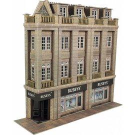 Metcalfe Metcafe PO279 Department store (low relief) (H0/OO Gauge)