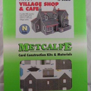 Metcalfe Metcalfe PN154 Dorfladen mit Kneipe (Spur N)
