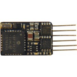 Zimo Loco Decoder MX622N NEM651 (6-pole) Zimo DCC, MM