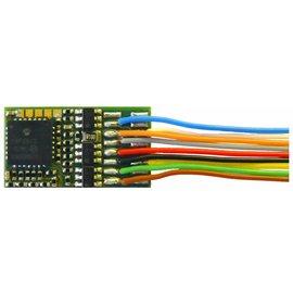 Zimo Lok Decoder MX630R Zimo NEM652 8-Polig DCC/MM
