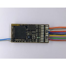 Zimo Lok Decoder SOUND MX645R NEM652 (8-Polig) Zimo DCC, MM