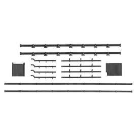 Ratio Ratio Accessories 300 Gutters and Drainpipes (Gauge N)