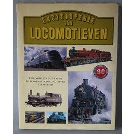 """Boek """"Encyclopedie van Locomotieven"""" door Colin Garratt"""