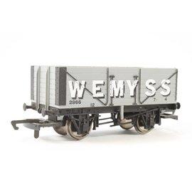 "Hornby Hornby R6327A BR ""7 Plank Wagon"" DC Epoche III (Spur 00/H0)"
