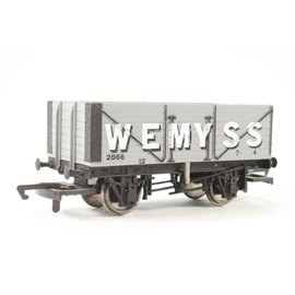 "Hornby Hornby R6327A BR ""7 Plank Wagon"" DC periode III (schaal 00/H0)"
