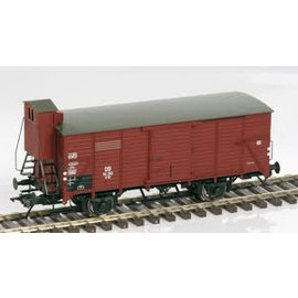 Lenz Elektronik Lenz 42211-02 Freight car G10 with brakemans cabin DB Ep. III Gauge 0