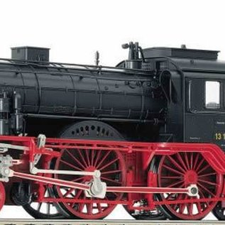 Fleischmann Fleischmann 4113 DRG Dampflok BR13 (S6) DC Epoche II (Spur H0)