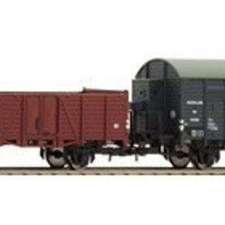 Liliput Liliput L230106 set of 4 NS goods wagons DC era III (gauge H0)