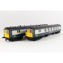 "Hornby Hornby R2988/R4527/R4528/R4529 BR Train Pack ""Brighton Belle 1969"" DC era IV (gauge 00/H0)"