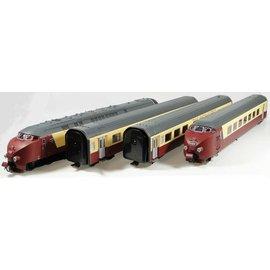 LS Models Exclusive 14002 NS Dieselstel DE-IV 1003 DC periode IIIb (schaal H0)