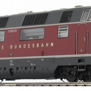 ESU Engineering Edition 31080 DB Diesellok V200 DC/AC Epoche III (Spur H0)
