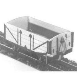 """Parkside Dundas Parkside Dundas DM14 """"Lynton & Barnstaple 4 Wheel Open Wagon (Top-Hung-Doors)"""" (gauge OO9/HOe)"""