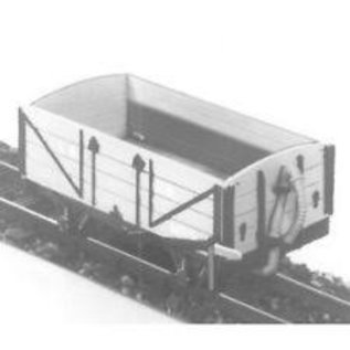 "Parkside Dundas Parkside Dundas DM14 ""Lynton & Barnstaple 4 Wheel Open Wagon (Top-Hung-Doors)"" (gauge OO9/HOe)"