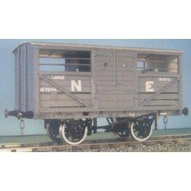"""Parkside Dundas Parkside Dundas PS05 """"LNER Standard Cattle Truck"""" (gauge O)"""