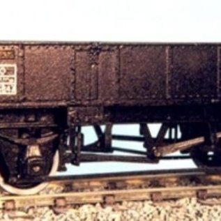 """Parkside Dundas Parkside Dundas PS14 """"BR """"Grampus"""" Ballast Wagon (Diag. 1/572)"""" (Spur O)"""