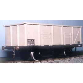 "Parkside Dundas Parkside Dundas PS15 ""BR 21 Ton Mineral Wagon (Diag. 1/107)"" (gauge O)"