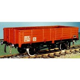 "Parkside Dundas Parkside Dundas PS17 ""BR 12 Ton Pipe Wagon (Diag. 1/462)"" (gauge O)"
