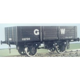 "Parkside Dundas Parkside Dundas PS23 ""GWR 13 Ton Open Goods Wagon (Diag. 024)"" (gauge O)"