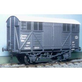 "Parkside Dundas Parkside Dundas PS29 ""GWR 12 Ton Fruit Van (Diag. Y8)"" (gauge O)"