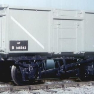 "Parkside Dundas Parkside Dundas PS30 ""BR 16 Ton Mineral Wagon (Diag. 1/108)"" (Spur O)"