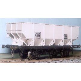 "Parkside Dundas Parkside Dundas PS104 ""BR 21 Ton Coal Hopper (Diag. 1/146)"" (gauge O)"