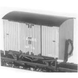 "Parkside Dundas Parkside Dundas DM16 ""Lynton & Barnstaple 4 Wheel Goods Van"" (Spur OO9/HOe)"