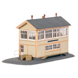 Ratio Ratio Accessories 223 GWR Wooden Signal Box (Gauge N)