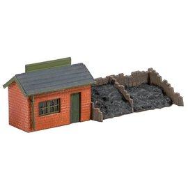 Ratio Ratio Accessories 229 Coal Depot (Gauge N)