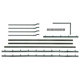 Ratio Ratio Lineside 538 Rinnen und Fallrohren (Spur H0/00)