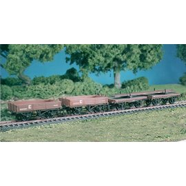 Ratio Ratio Rolling Stock 575 Wagen Set (Spur H0/00)