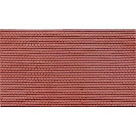 Wills Wills Material Sheets SSMP211 Scratchbuilders Plate Plain Tiles (Gauge H0/00)