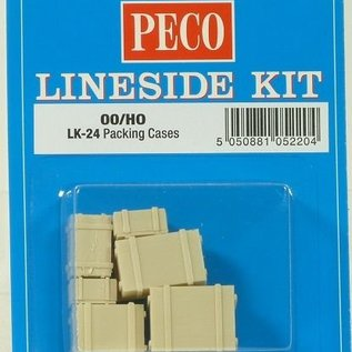 Peco Peco LK24 Transportkisten (Spur 00/H0)