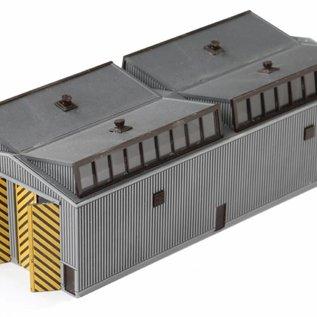 Peco Peco NB80 Moderner Lokschuppen (Spur N)
