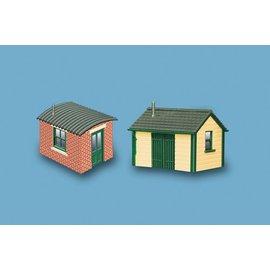 Modelscene Modelscene 5185 Lineside Huts (Gauge N)