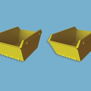 Modelscene Modelscene 5188 zwei Abbruch Container (schaal N)