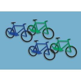 Modelscene Modelscene 5189 fietsen (12) (schaal N)