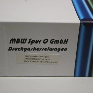 MBW MBW 80526 DB Tank Wagon Ruhr Stickstoff era III (gauge 0)