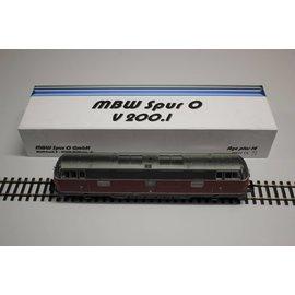 MBW MBW 40142 DB Diesellok V200.1 Epoche III (Spur 0)