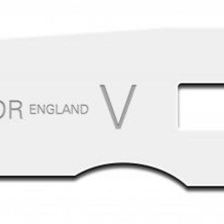 "Swann Morton Swann Morton ""Supatool"" serie reservemesjes Type V (5 mesjes /pakje)"