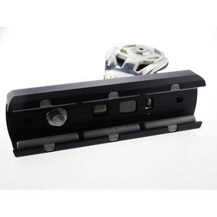1 Paar Selden System 42mm Genuaschlitten mit Stopper 444-151-01