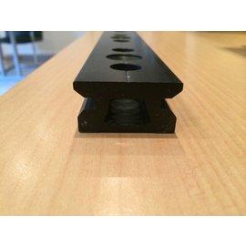 Pinstop-Schiene 42 mm, Selden